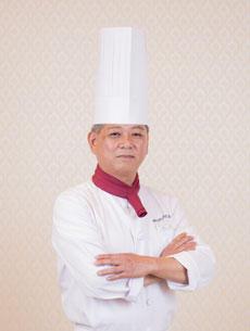 ホテルシティプラザ北上 総料理長 坂本 浩幸