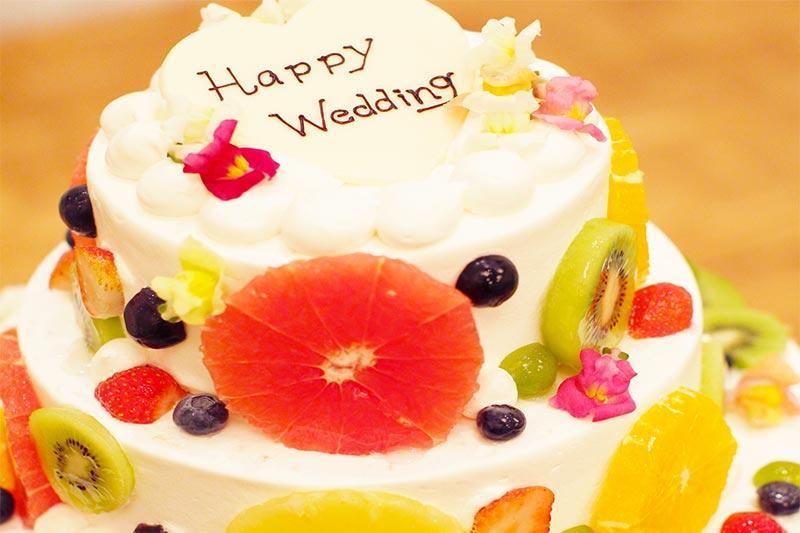 【カフェ&スウィーツ】~Wedding Fair~